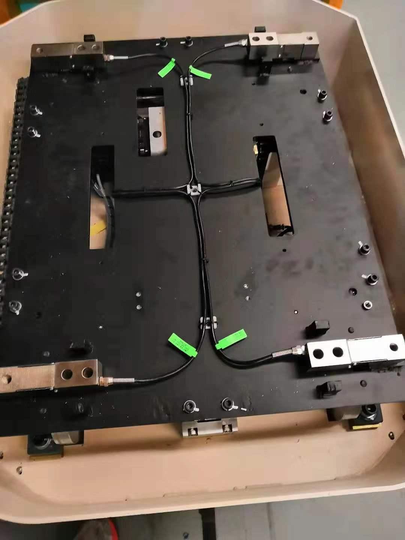 稱重傳感器應用于機場分揀平臺